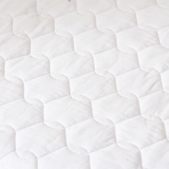 Juniors Quilted Mattress Pad - 70x130 cms