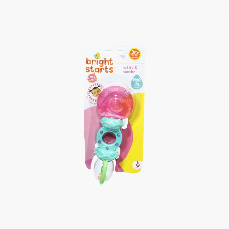 Bright Starts Rattle and Teether