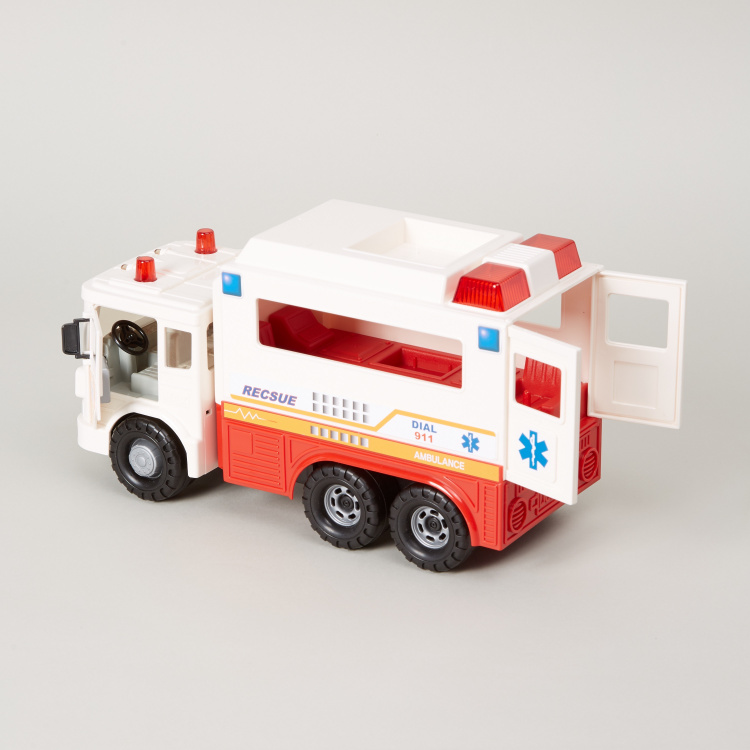 DSTOY Ambulance Toy