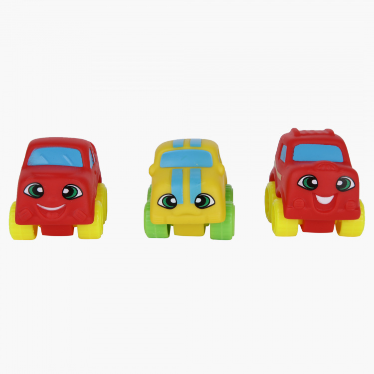 Baby Wheels 3-Piece Car Set
