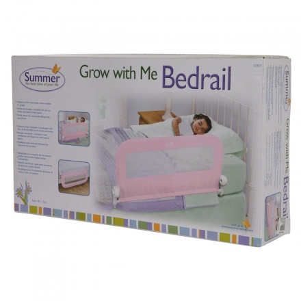 Grow With Me Single Bedrail