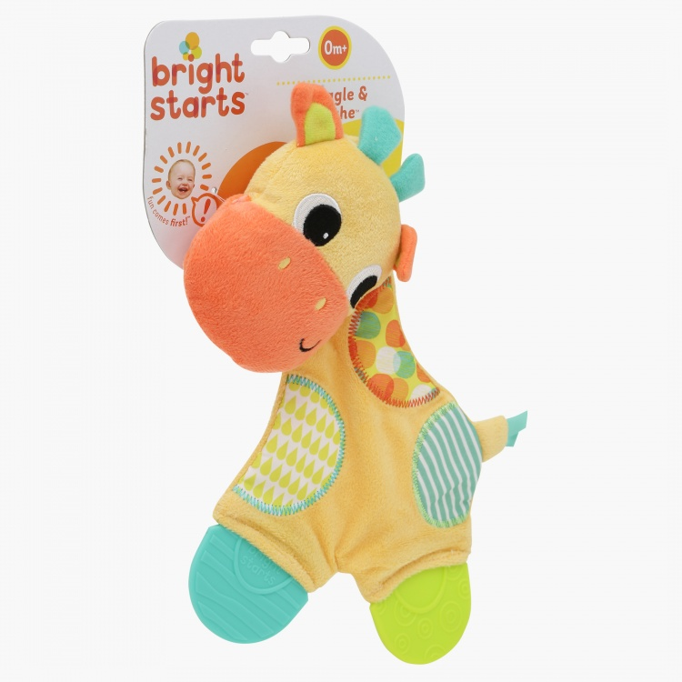 Bright Starts Snuggle and Teether