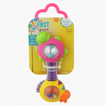 The First Years Shakin Shell Rattle