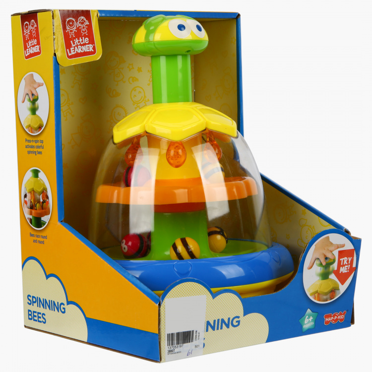The Happy Kid Company Spinning Bees Toy