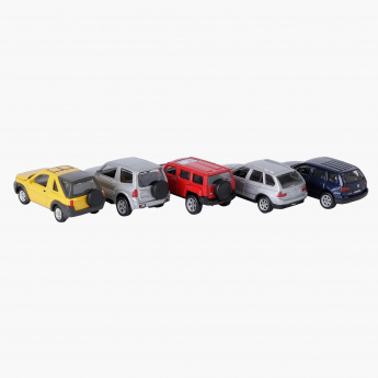 Welly Toy Car - Set of 5