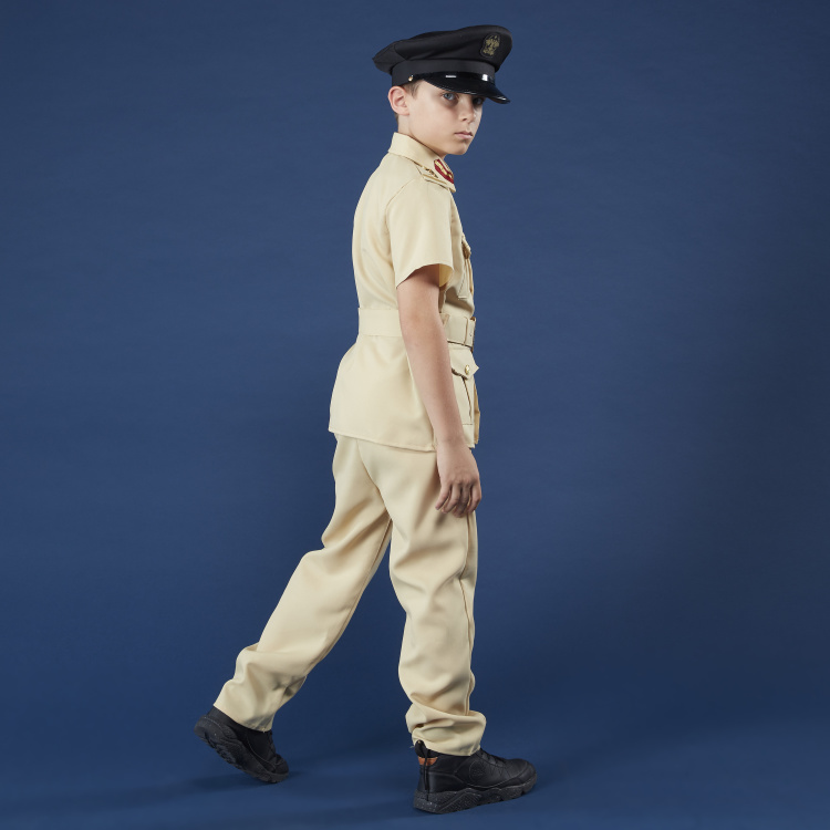 Children's Police Boy Costume