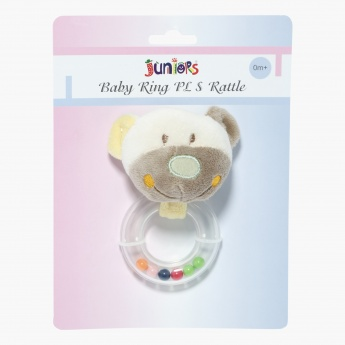 Juniors Baby Ring Rattle