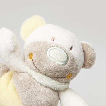 Juniors Plush Pull Vibration Rattle