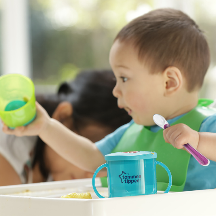 Tommee Tippee Explora 1st Weaning Spoon - Set of 2