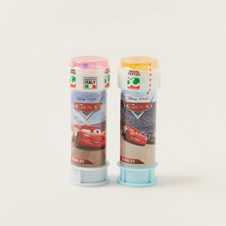 Cars Printed Bubble Blister - Set of 2