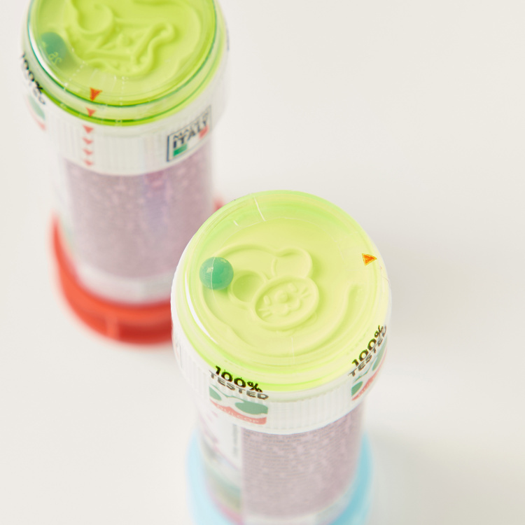 Minnie Mouse Printed Bubbles Blister - Set of 2
