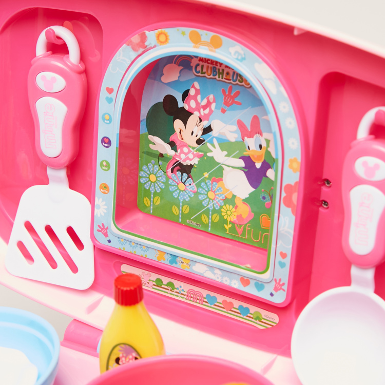 Minnie Chest Stove Set