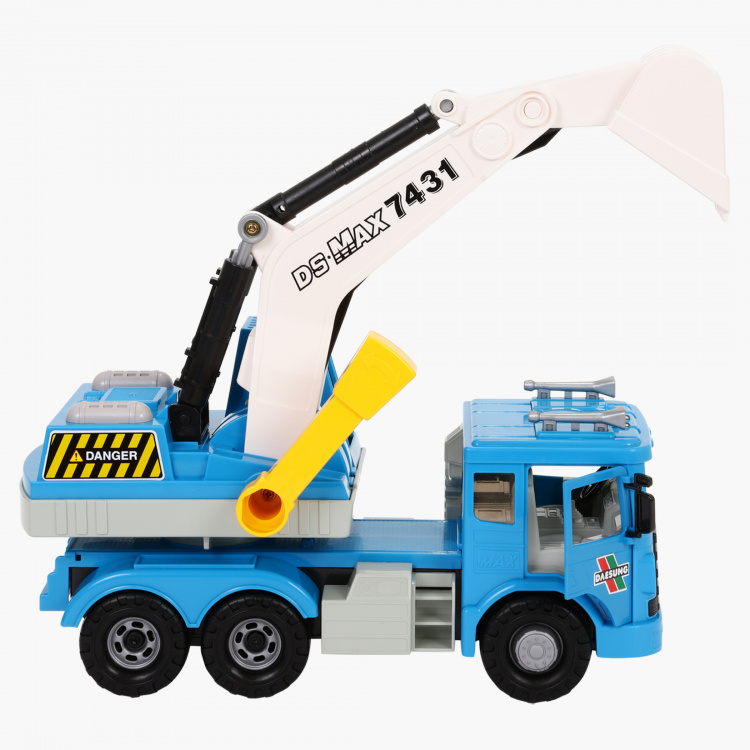Dstoy Max Shovel Toy Vehicle