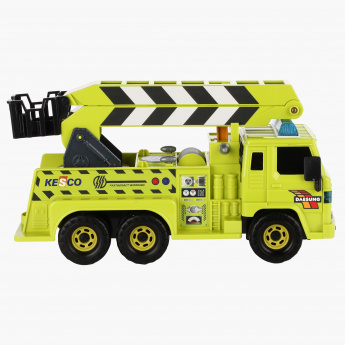 DSTOY Working Car Toy