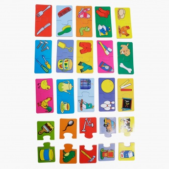 Juniors Educational Puzzle Set