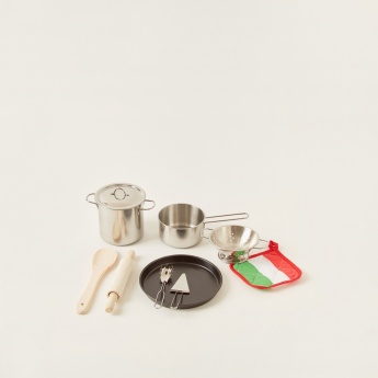 Champion 10-Piece Cookware Playset