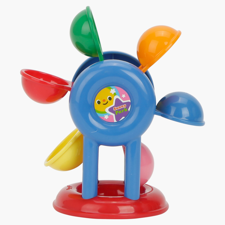 Juniors Water Wheel Toy