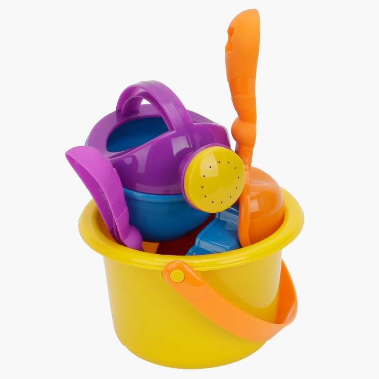 Juniors 6-Piece Beach Bucket Set