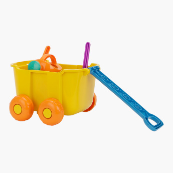 Juniors Wagon Playset