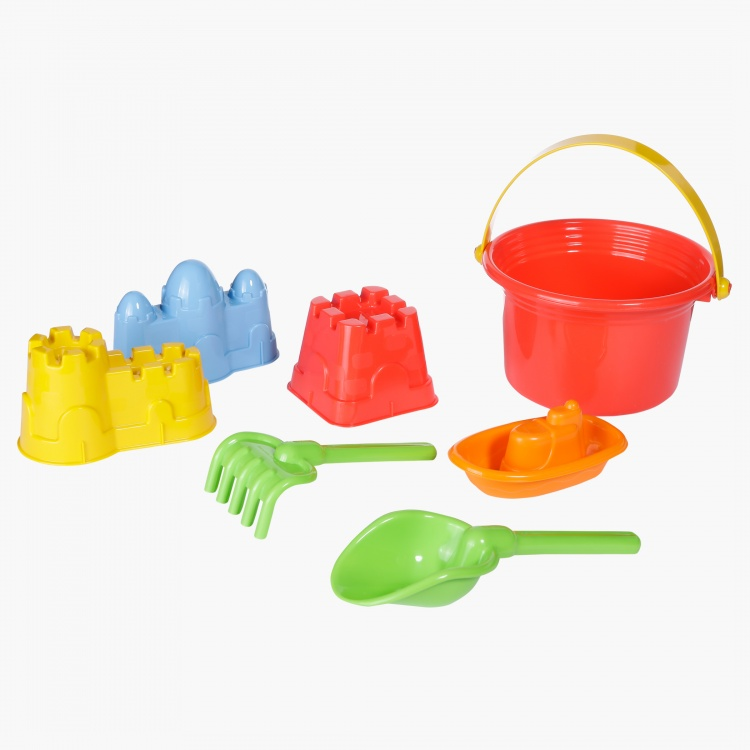 Juniors Sand Toy Play Set