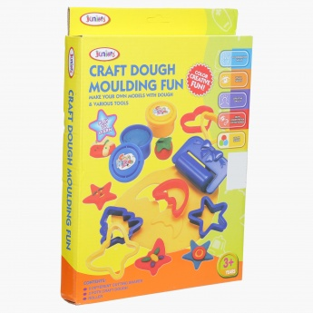 Juniors Craft Dough Moulding Fun Play Set