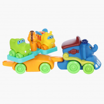 Baby Wheels Big Top Train Set