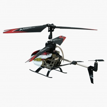 Remote Control Helicopter with LED Light