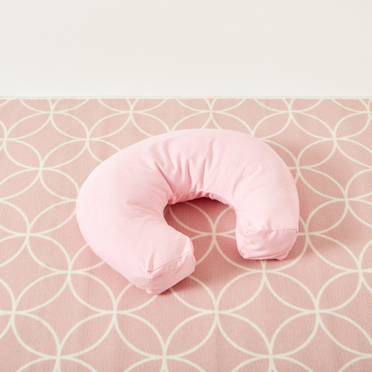 Printed Feeding Pillow with Cover