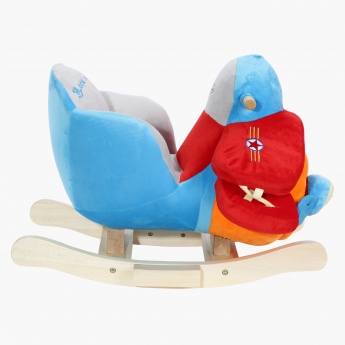 Juniors Airplane Rocking Chair