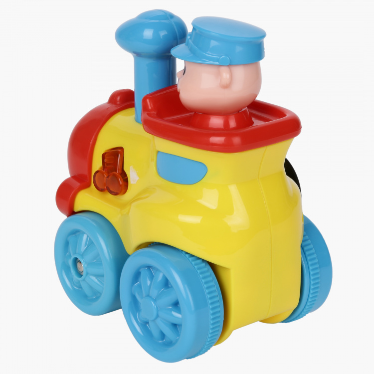 Juniors Pressing Go Car Toy