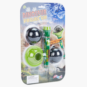 Dinosaur Dome Projector with 2 Domes