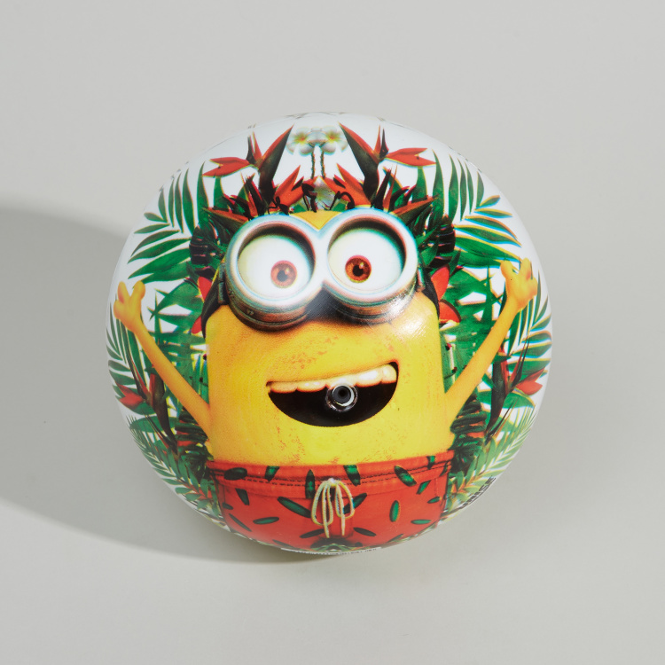 Minions Printed Soft Ball