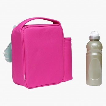 Smash Lunch Bag and Water Bottle Set