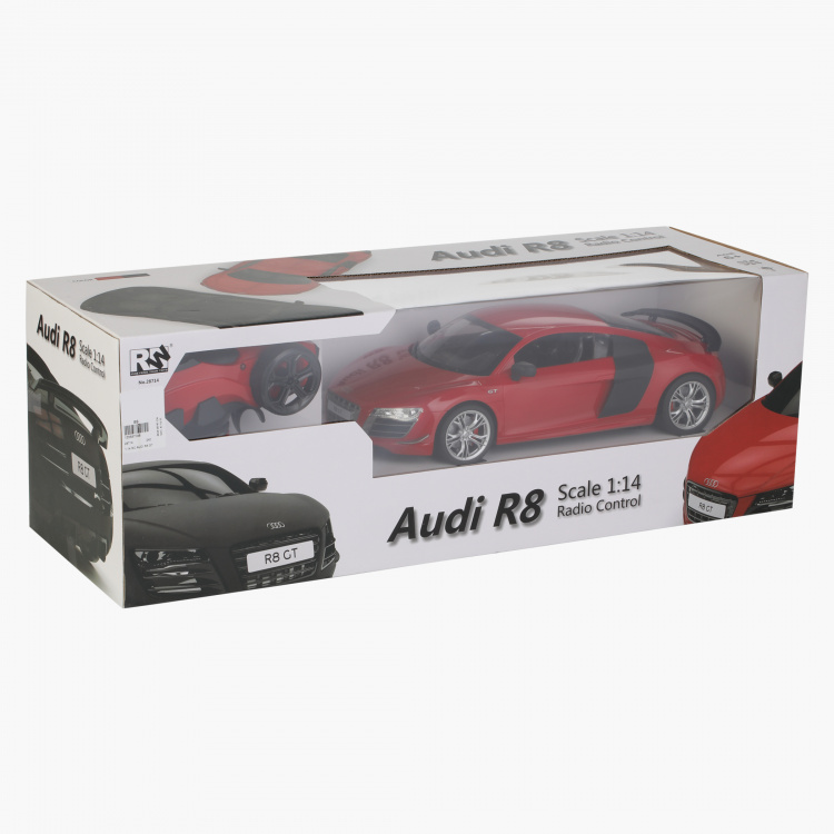 RW Audi R8 GT Car with Remote Control