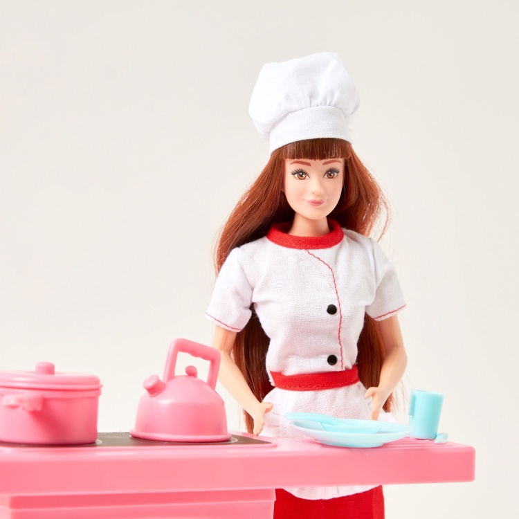 Juniors Chef Playset