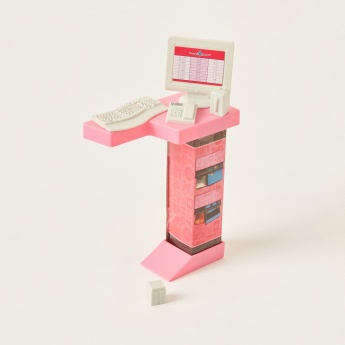 Juniors Flight Attendant Playset