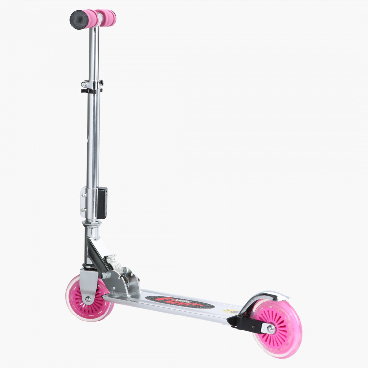 Juniors Metallic Scooter