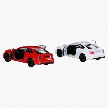 Welly Die Cast 2-Piece Car Set