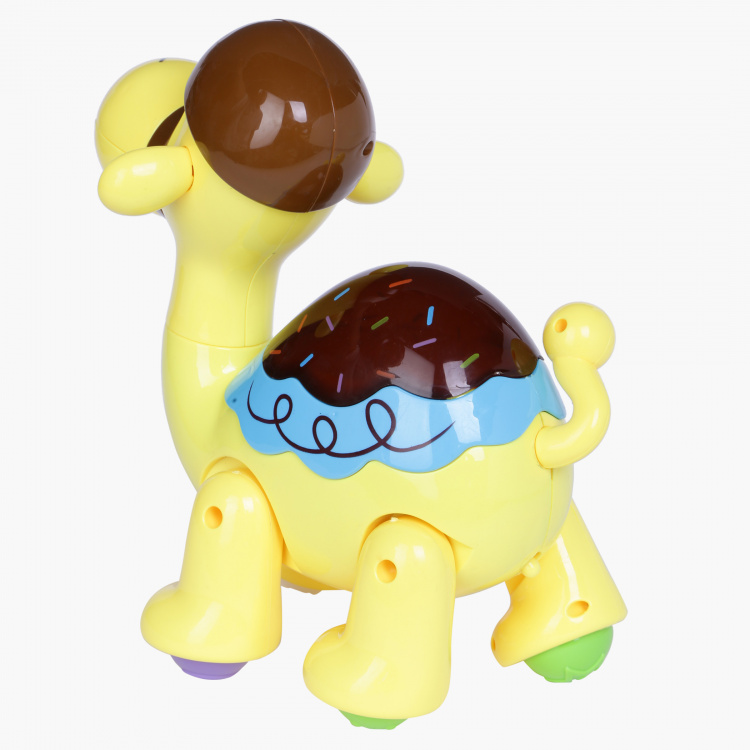 Juniors Camel Toy with Light and Music
