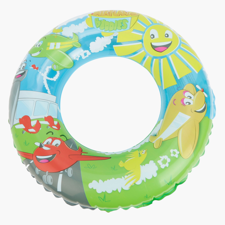 Printed Inflatable Swimming Ring