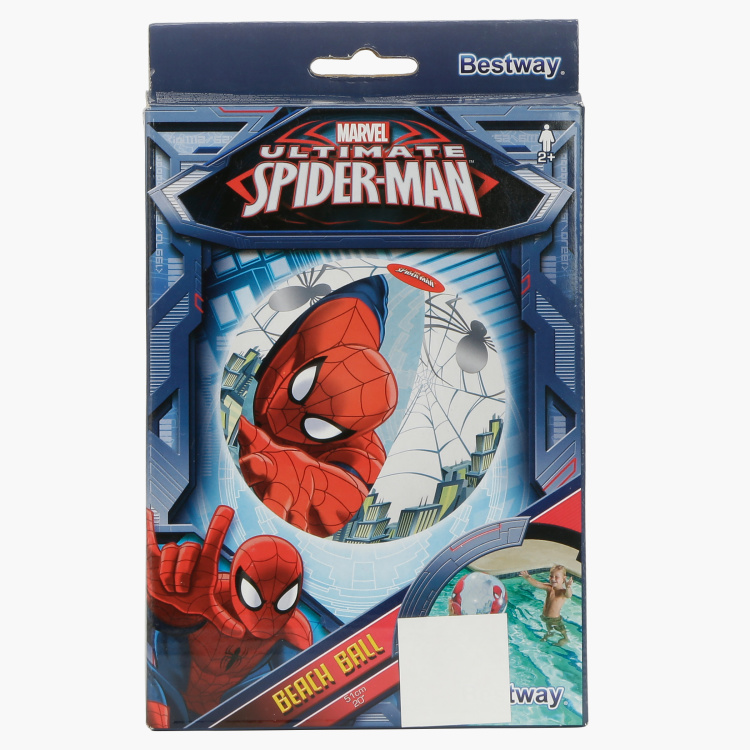 Spider-Man Printed Beach Ball