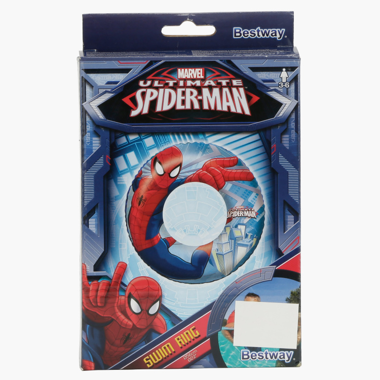 Spider-Man Printed Swim Ring