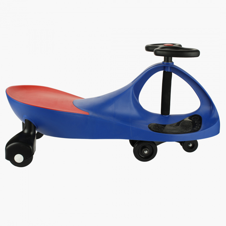 Twist Car Wheel Toy