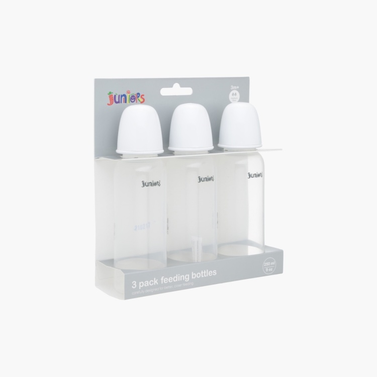 Juniors Feeding Bottle - Set of 3