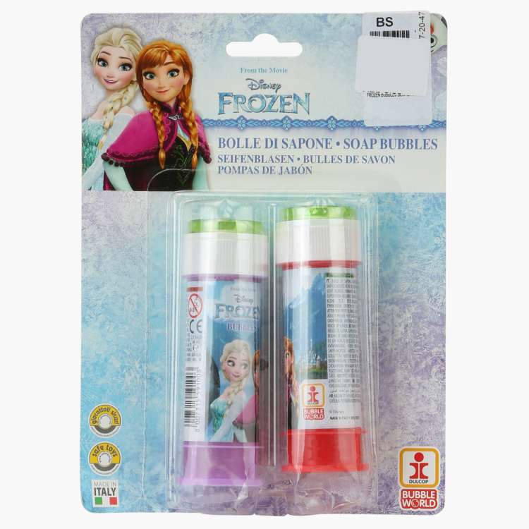 Frozen Printed Bubble Blister - Set of 2
