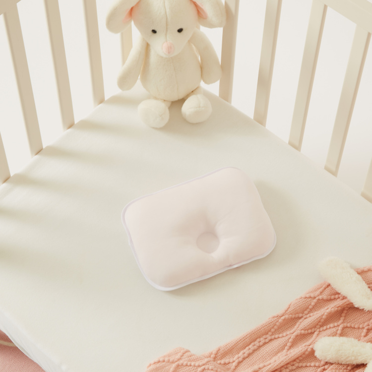Giggles Dual Tone Baby Pillow