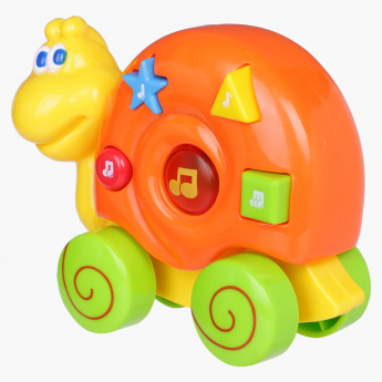 Juniors Snail Toy
