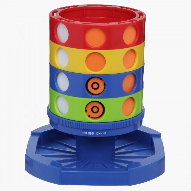Juniors Tic-Tac Tower