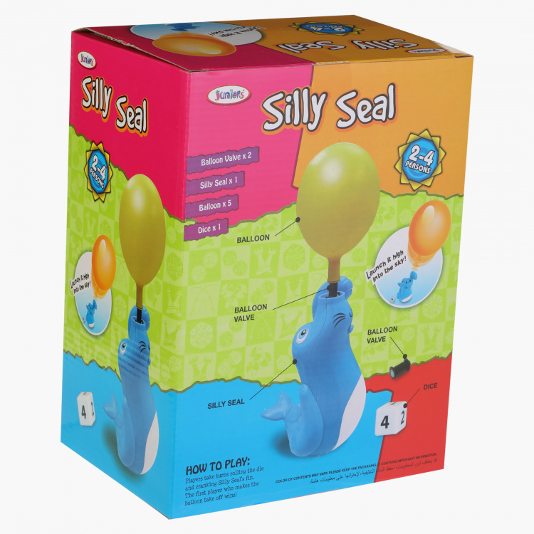Juniors Silly Seal Set