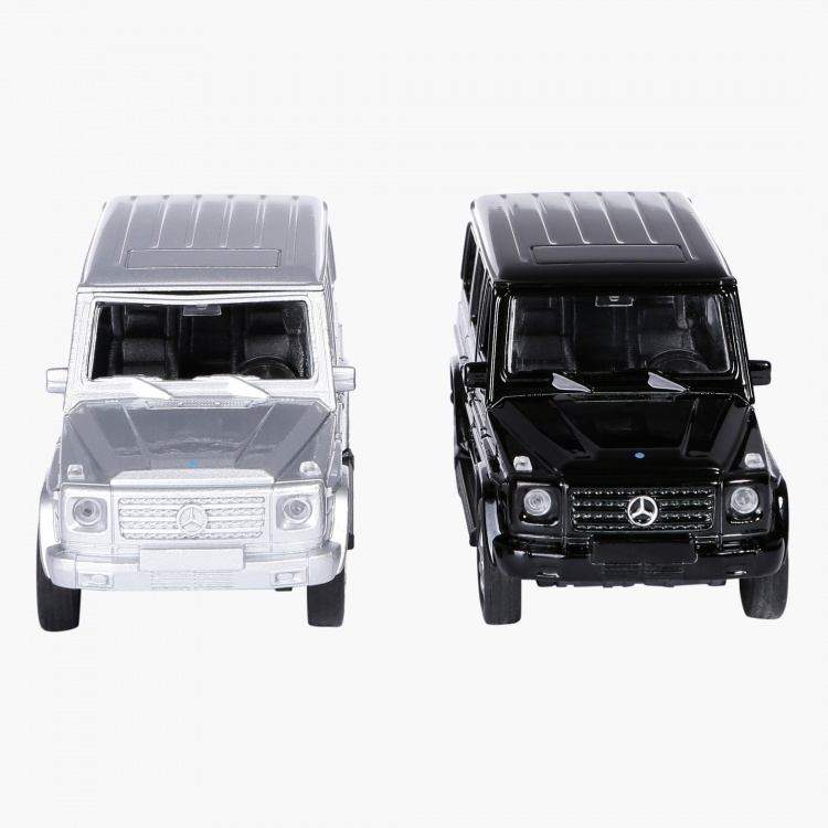 Welly Twin Car Set